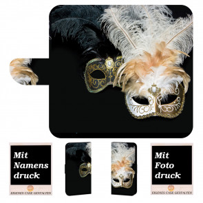 Schutzhülle Handy Tasche mit Bilddruck Masken für Huawei Mate 20