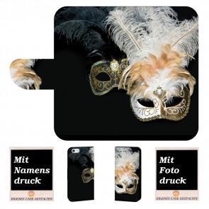 Personalisierte Handyhülle für iPhone 6 / 6s mit Fotodruck Masken Etui