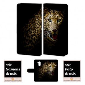 Huawei Honor 6A Individuelle schutzhülle Personalisierte Tasche Foto Tiger