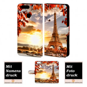 Huawei Nova 2 Plus Personalisierte Handyhülle mit Foto selbst gestalten Eiffelturm