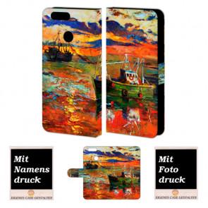Huawei Nova 2 Plus Personalisierte Handyhülle mit Foto Bild Druck Gemälde