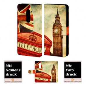 Individuelle Handyhülle für Nokia 6 Handy mit Big Ben-London + Fotodruck