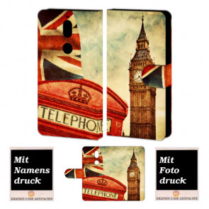 Nokia 7 Handyhülle Tasche Big Ben-London Foto Bild Druck zum selbst gestalten