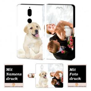 Nokia 7 Personalisierte Handy Hülle Tasche mit Foto Bild Druck