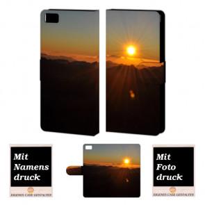 Xiaomi Mi 5 Sonnenaufgang Handy Tasche Hülle Foto Bild Druck