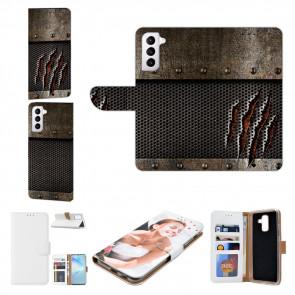 Handyhülle mit Bilddruck Monster-Kralle für Samsung Galaxy S21 Plus