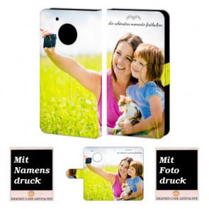 Motorola Moto G5 Handy Tasche Hülle Foto Bild Druck