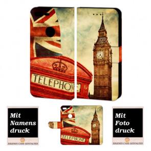 Google Pixel XL Schutzhülle Handy Hülle mit Big Ben-London + Bild + Druck Etui
