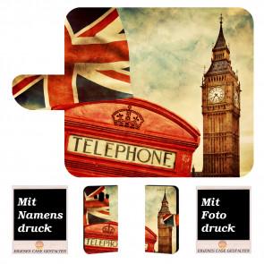 Huawei Mate 10 Handy Tasche mit Big Ben-London Bild Druck