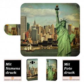 Huawei Mate 10 Personalisierte Handyhülle mit Freiheitsstatue Fotodruck