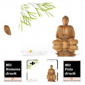 Huawei Mate 10 Handy Hülle mit Frieden Buddha Fotodruck
