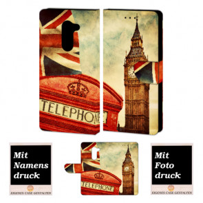 Huawei GR5 2017 Handy Hülle Tasche mit Big Ben-London Bilddruck