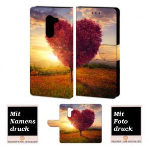 Personalisierte Handyhülle für Huawei GR5 2017 mit Herzbaum Bilddruck