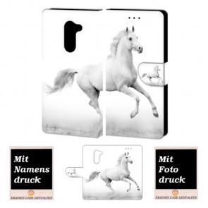Huawei GR5 2017 Personalisierte Handy Hülle mit Fotodruck Pferd