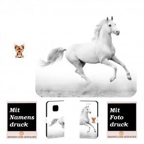 Huawei Mate 20 Pro Personalisierte Handy Hülle mit Pferd + Bild Druck