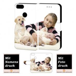 Personalisierte Handyhülle für Huawei P Smart mit Foto Druck