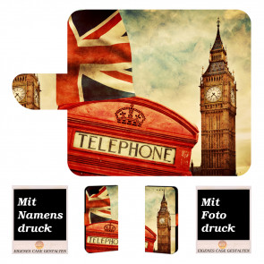 iPhone 6 + / 6s Plus Individuelle Handyhülle mit Big Ben- London Fotodruck