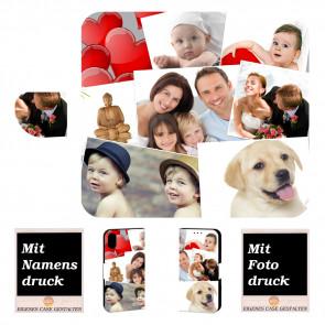 Personalisierte Handyhülle für iPhone XR mit Eigenes Foto Text Druck