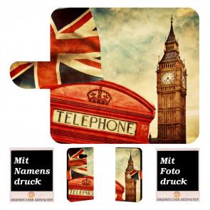 Samsung Galaxy Xcover 4s Handy Hülle mit Fotodruck Big Ben London