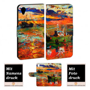 Sony Xperia XA1 Schutzhülle Handy Hülle mit Bilddruck Gemälde