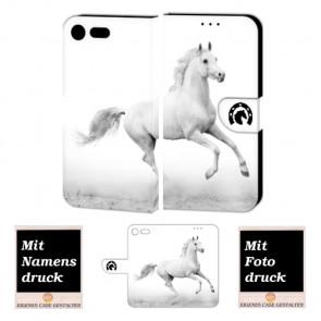 Handyhülle mit Pferd Fotodruck für Sony Xperia XZ Premium