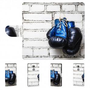 Individuelle Handyhülle mit Boxhandschuhe Fotodruck für Sony Xperia XA2