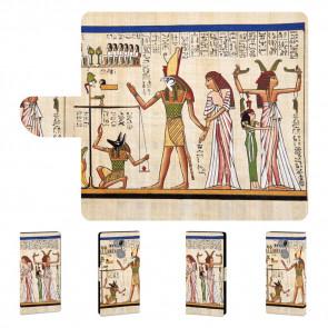 Handyhülle für Sony Xperia XA2 Ultra mit Fotodruck Götter Ägypten