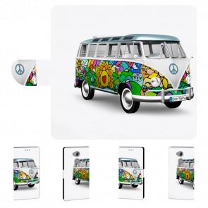 Sony Xperia XA2 Ultra Handyhülle mit Bilddruck Hippie Bus
