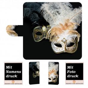 Personalisierte Handyhülle mit Masken Bilddruck für Sony Xperia XZ3