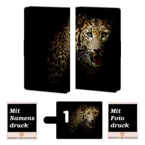 Nokia Lumia 920 Tiger Handy Tasche Hülle Foto Bild Druck