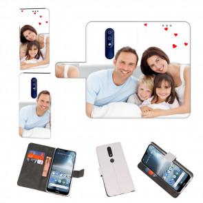Nokia 6.2 Sideflip-Hülle