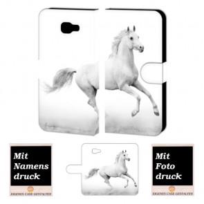 Samsung Galaxy C7 Personalisierte Handyhülle mit Bild Druck Pferd