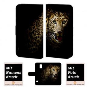 Samsung Galaxy S5 mini Handyhülle mit Foto Bild Druck zum selbst gestalten Tiger