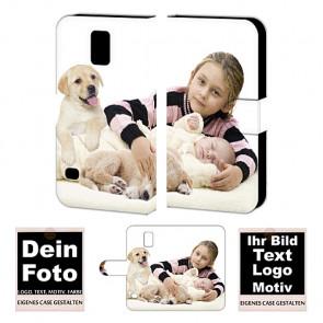 Individuelle Handyhülle für Samsung Galaxy S5 mini mit Bilddruck Etui
