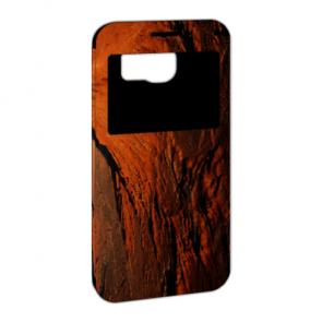 Kalaideng View Flip Tasche für Samsung Galaxy S6 mit Foto und Text zum selbst gestalten.