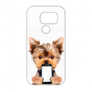 2D Hülle für Samsung Galaxy S7 Active Hard Case mit Foto und Text zum selbst gestalten.