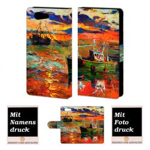 Sony Xperia Z4 Mini Gemälde Handy Tasche Hülle Foto Bild Druck