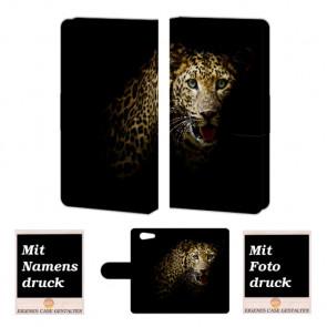 Sony Xperia Z4 Mini Tiger Handy Tasche Hülle Foto Bild Druck