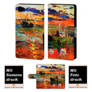 Sony Xperia Z5 Mini Personalisierte Handy Hülle mit Gemälde Fotodruck
