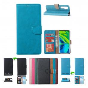 Schutzhülle Handy Tasche für Samsung Galaxy S20 in Türkis Etui