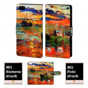Xiaomi Mi 3 Gemälde Handy Tasche Hülle Foto Bild Druck