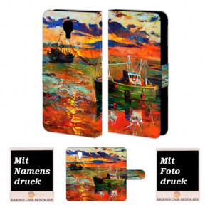 Xiaomi Mi 4 Gemälde Handy Tasche Hülle Foto Bild Druck