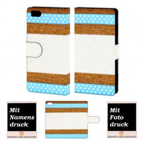 Xiaomi Mi 3 Muster Handy Tasche Hülle Foto Bild Druck