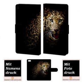 Xiaomi Mi 3 Tiger Handy Tasche Hülle Foto Bild Druck