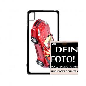 2D Hülle für Sony Xperia Z5 Plus/Z5 Premium Hard Case mit Foto und Text zum selbst gestalten.