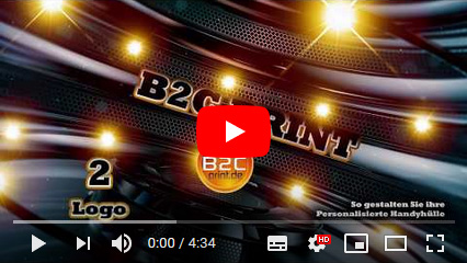 B2CPrint bei Youtube
